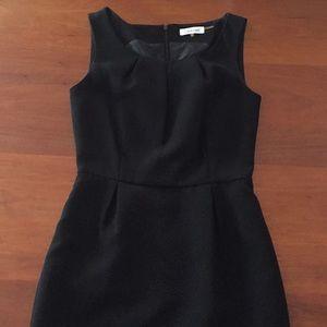 Calvin Kline professional black dress
